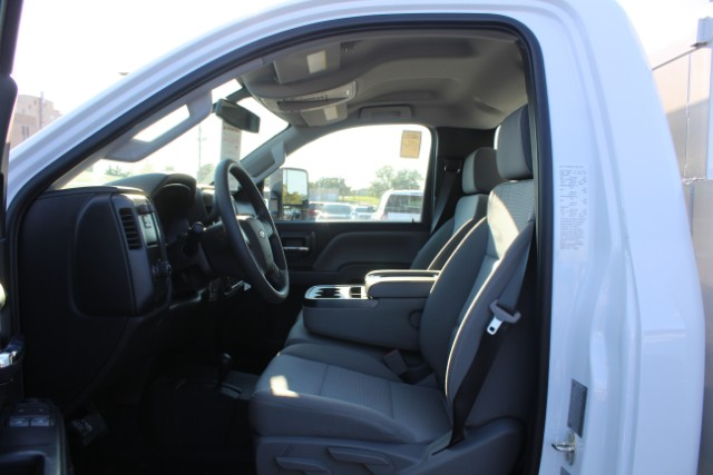 2019 Silverado 3500 Regular Cab DRW 4x4,  Knapheide Service Body #105401 - photo 5