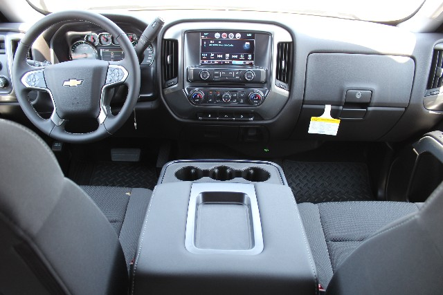 2018 Silverado 1500 Double Cab 4x4,  Pickup #109384 - photo 5