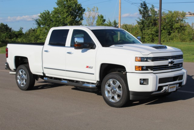 2019 Silverado 2500 Crew Cab 4x4,  Pickup #118151 - photo 3