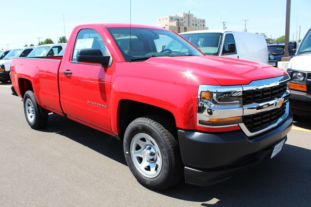 2018 Silverado 1500 Regular Cab, Pickup #124403 - photo 3