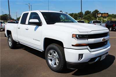 2018 Silverado 1500 Double Cab 4x4,  Pickup #127295 - photo 3