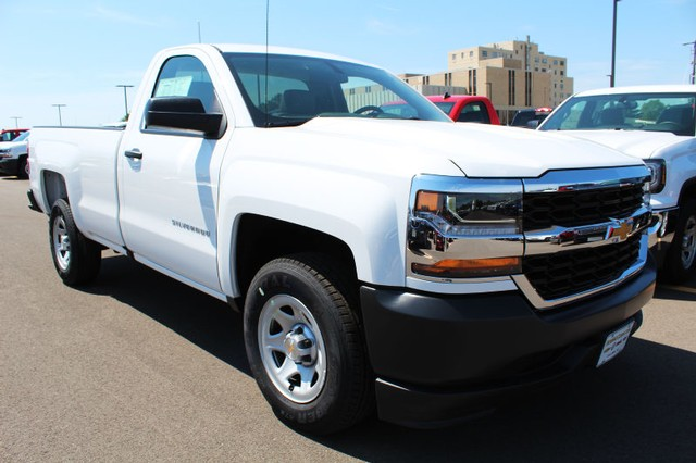 2018 Silverado 1500 Regular Cab, Pickup #130252 - photo 3