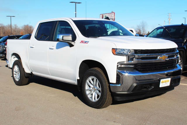 2019 Silverado 1500 Crew Cab 4x4,  Pickup #150630 - photo 3