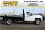 2018 Silverado 3500 Regular Cab DRW 4x4,  Knapheide Platform Body #151686 - photo 1