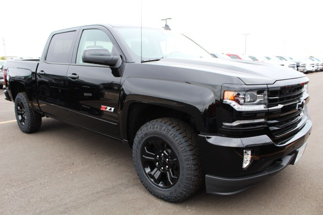 2018 Silverado 1500 Crew Cab 4x4,  Pickup #154906 - photo 3