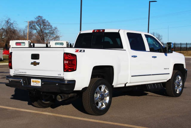 2019 Silverado 2500 Crew Cab 4x4,  Pickup #158123 - photo 2