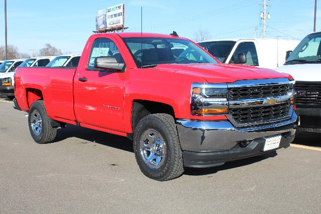 2018 Silverado 1500 Regular Cab 4x4,  Pickup #197275 - photo 3