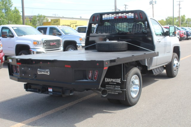 2018 Silverado 3500 Regular Cab DRW 4x4,  Knapheide Drop Side Dump Body #204855 - photo 2