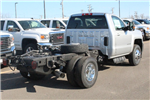 2018 Silverado 3500 Regular Cab DRW 4x4,  Cab Chassis #204855 - photo 1