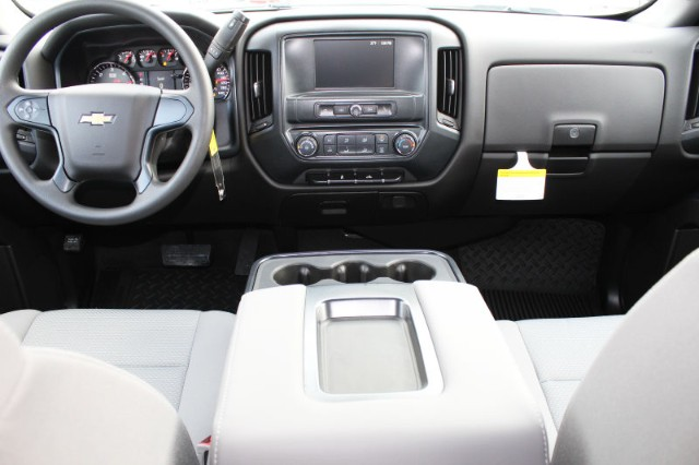 2018 Silverado 1500 Double Cab 4x4,  Pickup #207181 - photo 5