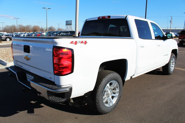2018 Silverado 1500 Crew Cab 4x4,  Pickup #211693 - photo 2