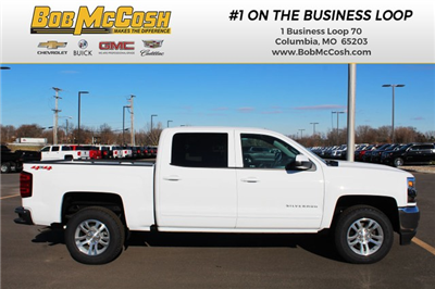 2018 Silverado 1500 Crew Cab 4x4,  Pickup #211693 - photo 1