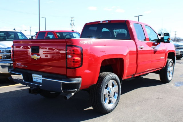 2018 Silverado 2500 Double Cab 4x4,  Pickup #217588 - photo 2
