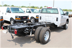2017 Silverado 3500 Regular Cab DRW 4x4,  Cab Chassis #217750 - photo 1