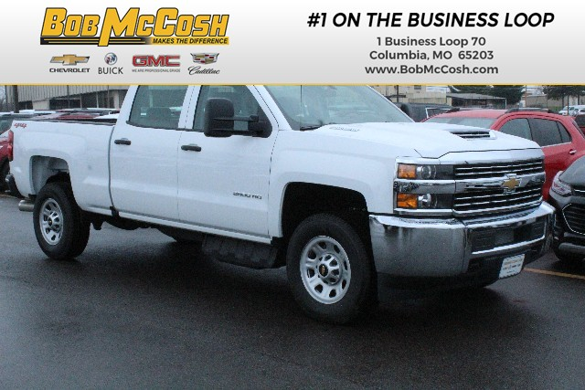 2018 Silverado 2500 Crew Cab 4x4,  Pickup #220084 - photo 3