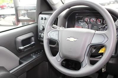 2020 Chevrolet Silverado Medium Duty Crew Cab DRW 4x4, Stake Bed #236448 - photo 8
