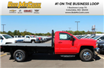 2017 Silverado 3500 Regular Cab DRW 4x4, Knapheide Platform Body #240494 - photo 1