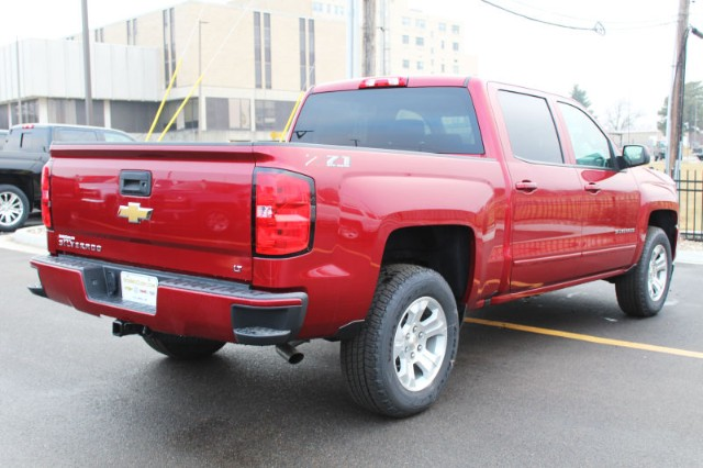 2018 Silverado 1500 Crew Cab 4x4,  Pickup #242908 - photo 2