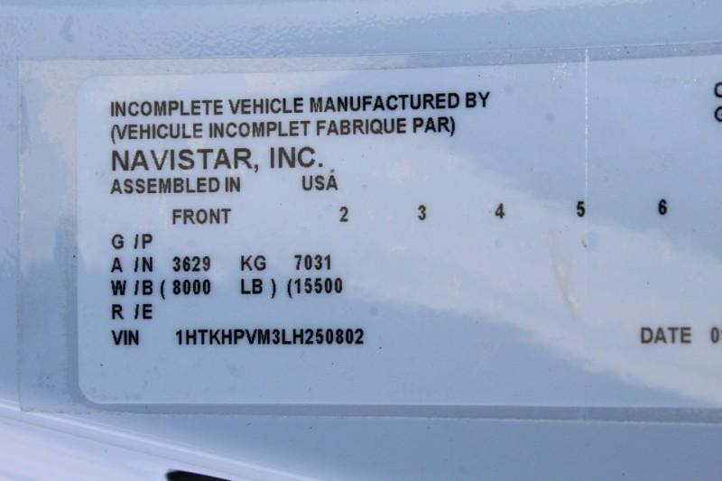 2020 Silverado Medium Duty Regular Cab DRW 4x2,  Cab Chassis #250802 - photo 12