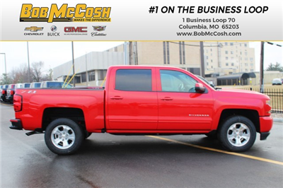 2018 Silverado 1500 Crew Cab 4x4,  Pickup #255370 - photo 1
