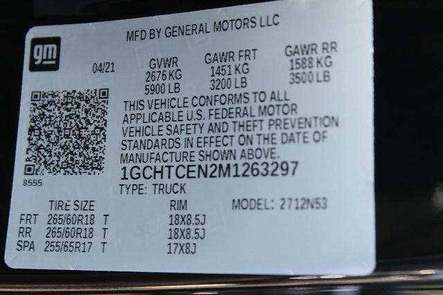 2021 Colorado Extended Cab 4x4,  Pickup #263297 - photo 14
