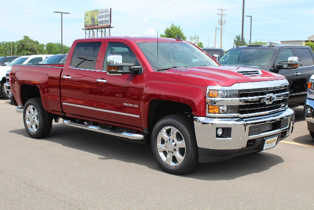 2018 Silverado 2500 Crew Cab 4x4,  Pickup #264516 - photo 3