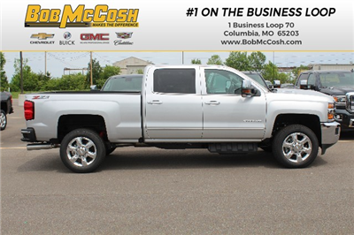 2018 Silverado 2500 Crew Cab 4x4,  Pickup #266763 - photo 1