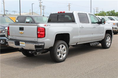 2018 Silverado 2500 Crew Cab 4x4,  Pickup #266763 - photo 2