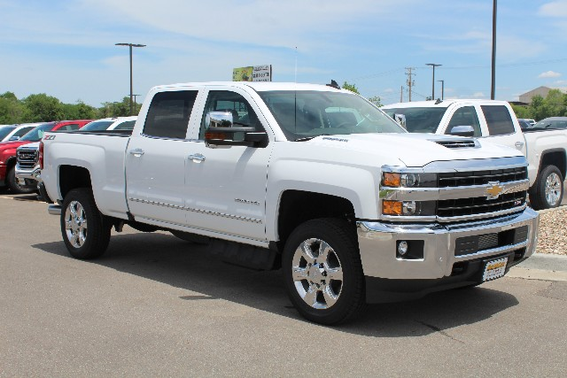 2018 Silverado 2500 Crew Cab 4x4,  Pickup #267189 - photo 3