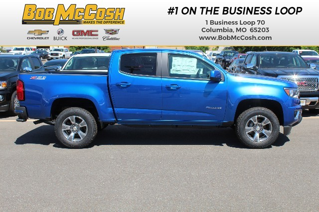 2018 Colorado Crew Cab 4x4,  Pickup #274046 - photo 1