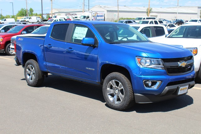 2018 Colorado Crew Cab 4x4,  Pickup #274046 - photo 3