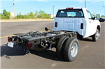 2017 Silverado 3500 Regular Cab DRW 4x4,  Cab Chassis #282488 - photo 2