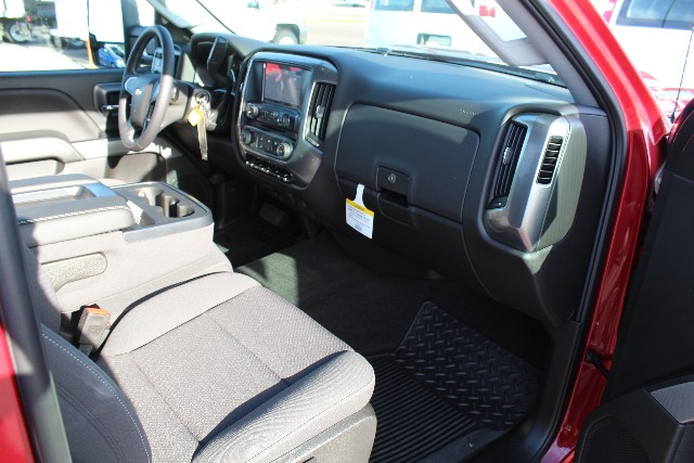 2018 Silverado 2500 Regular Cab 4x4,  Pickup #291295 - photo 5