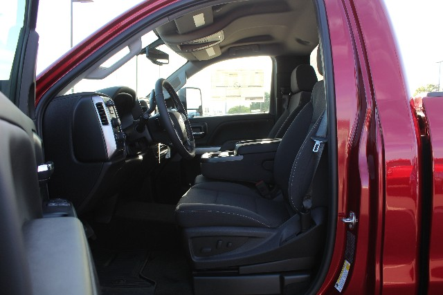 2018 Silverado 2500 Regular Cab 4x4,  Pickup #291295 - photo 9