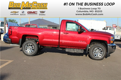 2018 Silverado 2500 Regular Cab 4x4,  Pickup #291295 - photo 1
