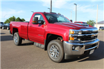 2018 Silverado 2500 Regular Cab 4x4,  Pickup #291295 - photo 3