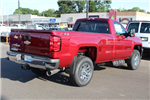 2018 Silverado 2500 Regular Cab 4x4,  Pickup #291295 - photo 2