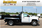 2017 Silverado 3500 Regular Cab DRW 4x4,  Knapheide Dump Body #311435 - photo 1