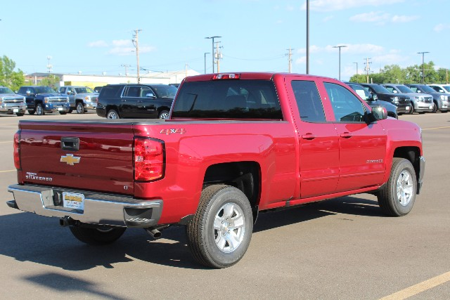 2018 Silverado 1500 Double Cab 4x4,  Pickup #346264 - photo 2