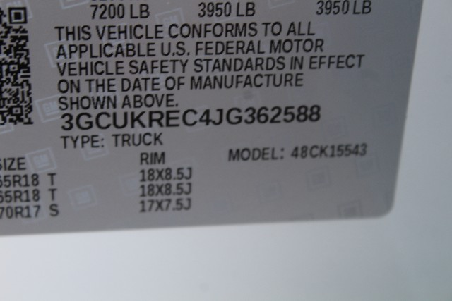 2018 Silverado 1500 Crew Cab 4x4,  Pickup #362588 - photo 13