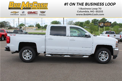 2018 Silverado 1500 Crew Cab 4x4,  Pickup #362588 - photo 1
