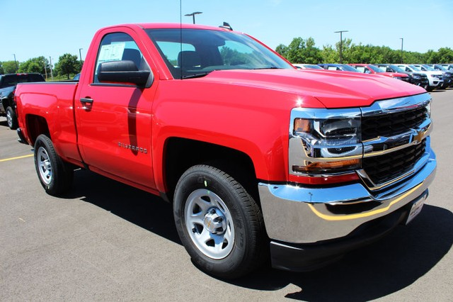 2017 Silverado 1500 Regular Cab, Pickup #363528 - photo 3