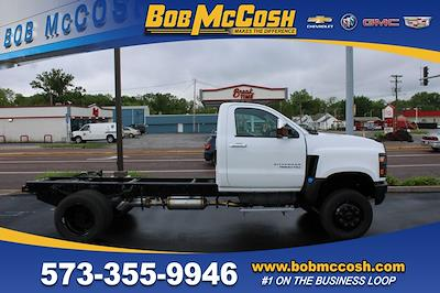 2021 Silverado Medium Duty Regular Cab DRW 4x4,  Cab Chassis #363630 - photo 1