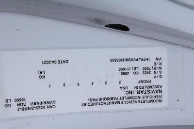 2021 Silverado Medium Duty Regular Cab DRW 4x4,  Cab Chassis #363630 - photo 14