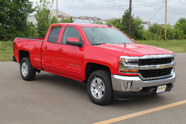 2018 Silverado 1500 Double Cab 4x4,  Pickup #364421 - photo 3