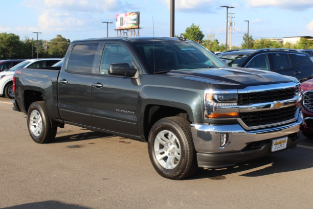 2018 Silverado 1500 Crew Cab 4x4,  Pickup #471743 - photo 3