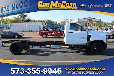 2021 Silverado Medium Duty Regular Cab DRW 4x2,  Cab Chassis #607912 - photo 1