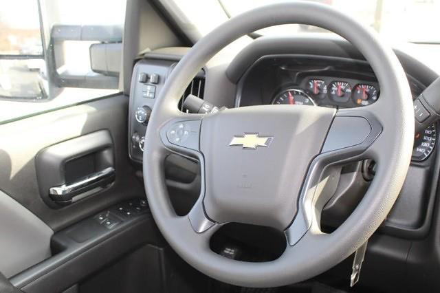 2021 Silverado Medium Duty Regular Cab DRW 4x4,  Cab Chassis #629007 - photo 7