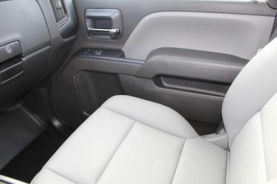 2021 Silverado Medium Duty Regular Cab DRW 4x4,  Cab Chassis #629007 - photo 11
