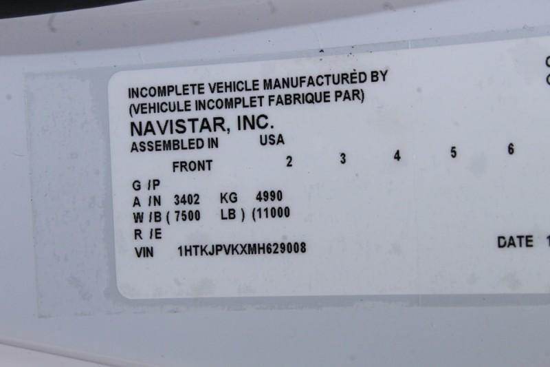2021 Silverado Medium Duty Regular Cab DRW 4x4,  Cab Chassis #629008 - photo 14
